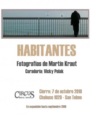 Muestra: Habitantes
